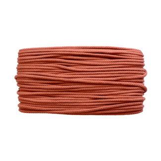 Cotton cord Terracotta 5mm
