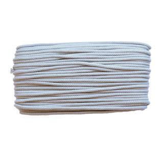 Cotton cord Mouse grey 5mm
