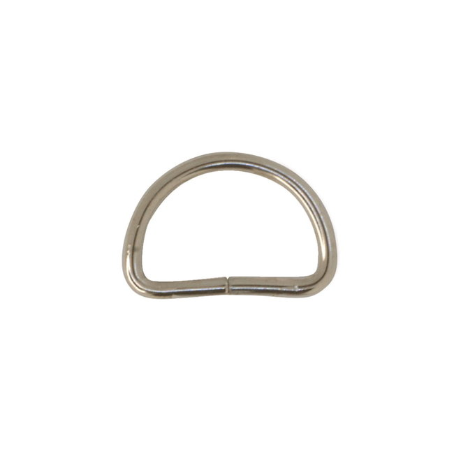 K-Bas D-ring Nickel