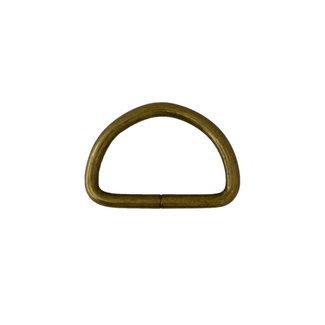 K-Bas D-ring Anti-brass