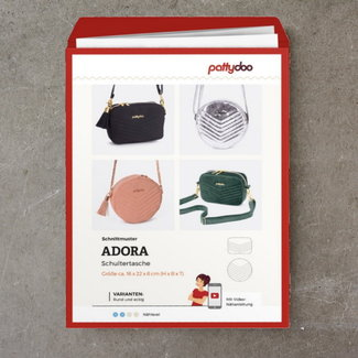 PattyDoo Adora Crossbody purse Pattern