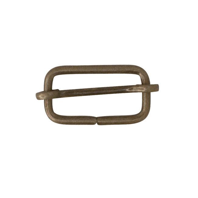 Zipper zoo Adjustable slider Basic Anti-Brass