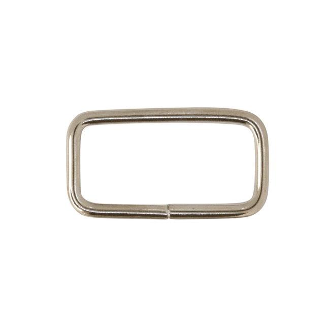 K-Bas Rectangular ring Basic Nickel