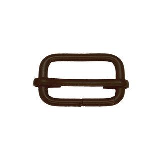 Zipper zoo Adjustable slider Basic Matt black