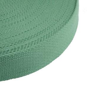 Tassenband Uni Zacht groen