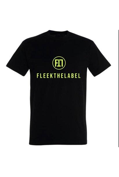 FLEEKTHELABEL INSPO TEE - YELLOW