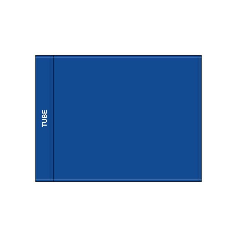 GolfFlags Golffahne, uni, blau