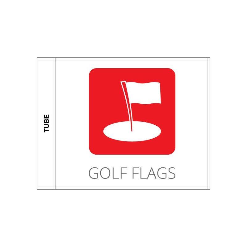 GolfFlags Golffahne, individuel bedruckt