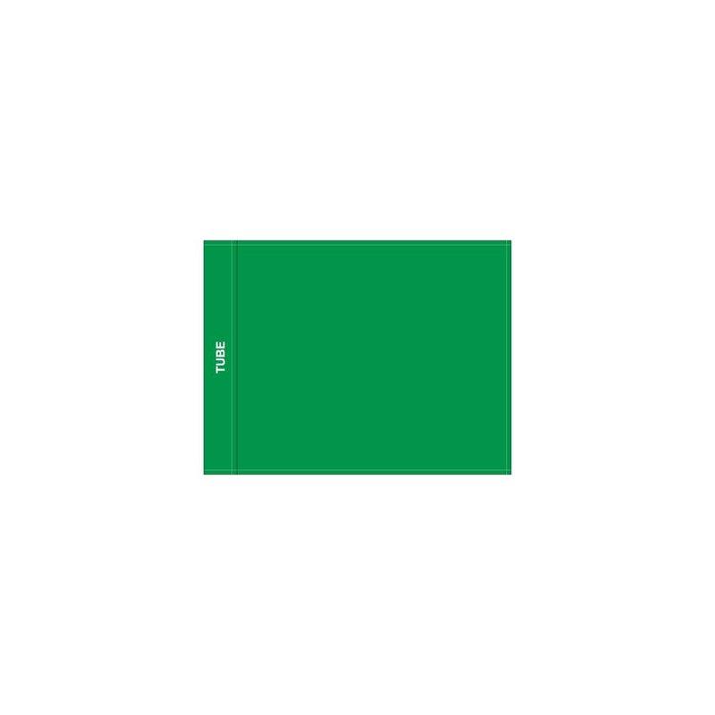 GolfFlags Putting green flag, plain, green