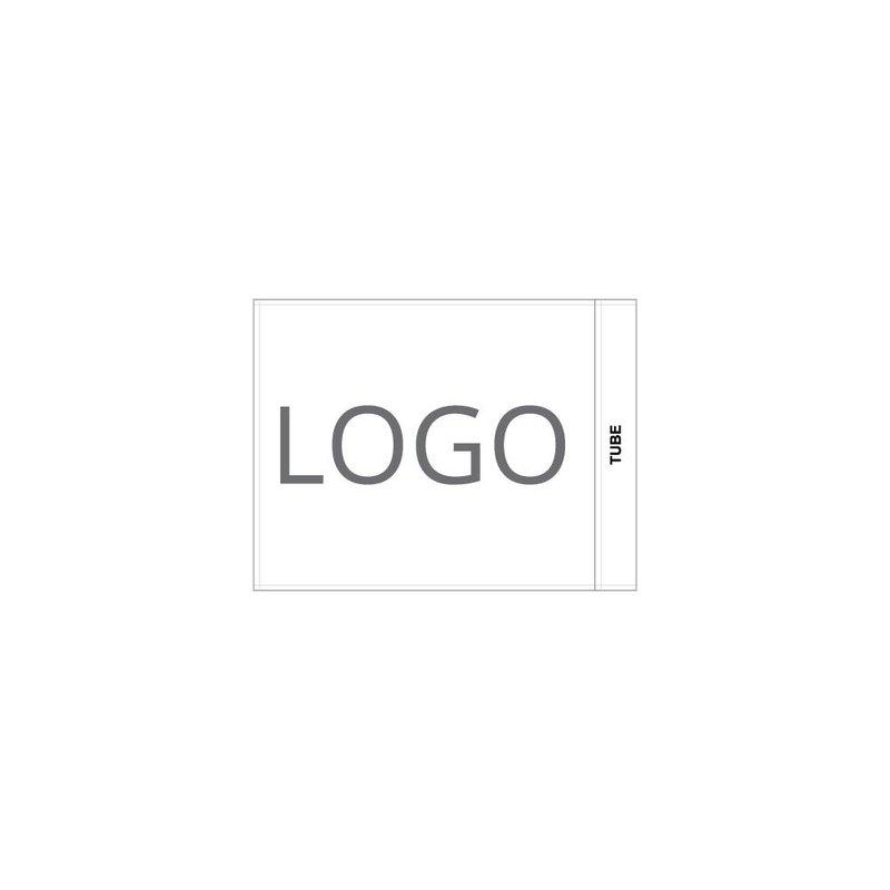 Putting Green Flagge, gedrucktes logo