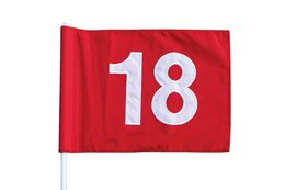 Golf-Flaggen