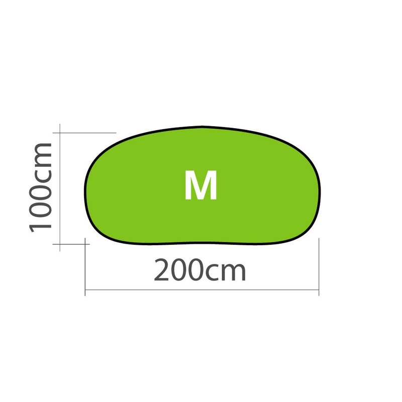 Pop-up banner Horizontal M (medium)