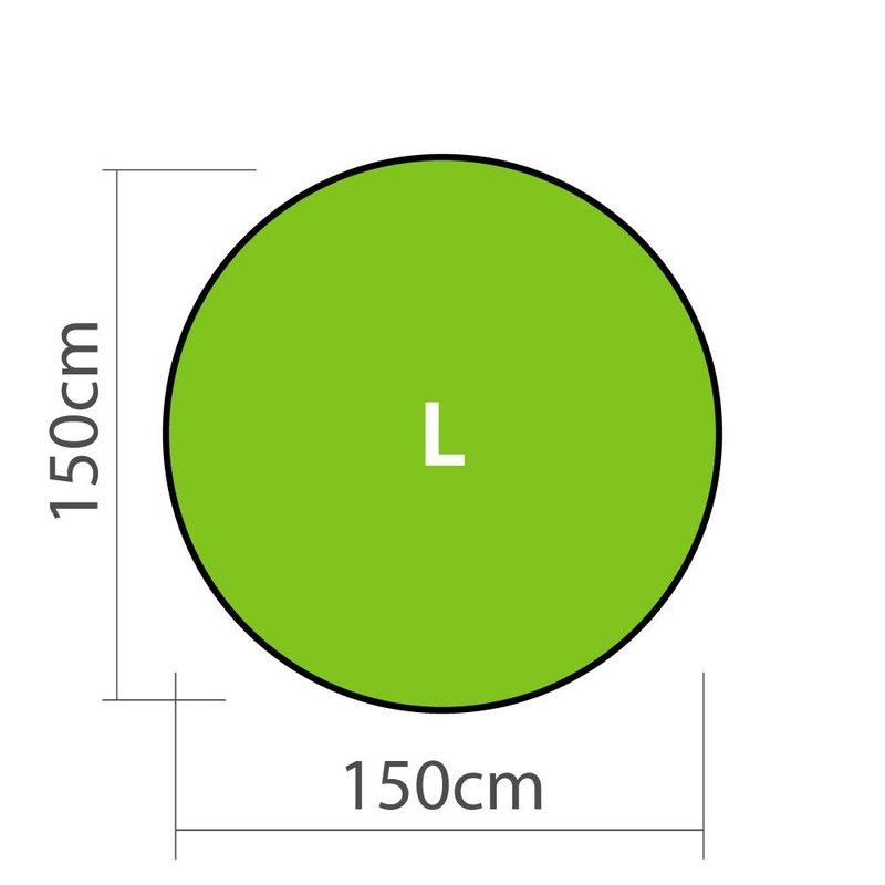 Pop-up Banner Round L