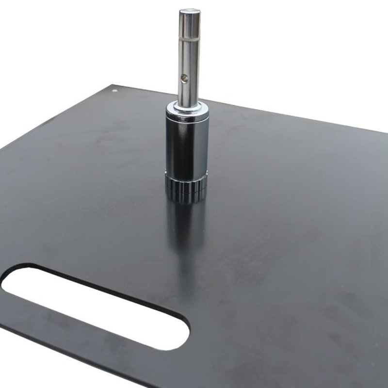 Bodenplatte mit lagern