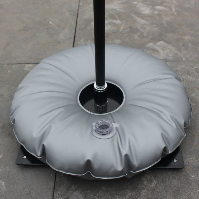 Floorplate with water bag