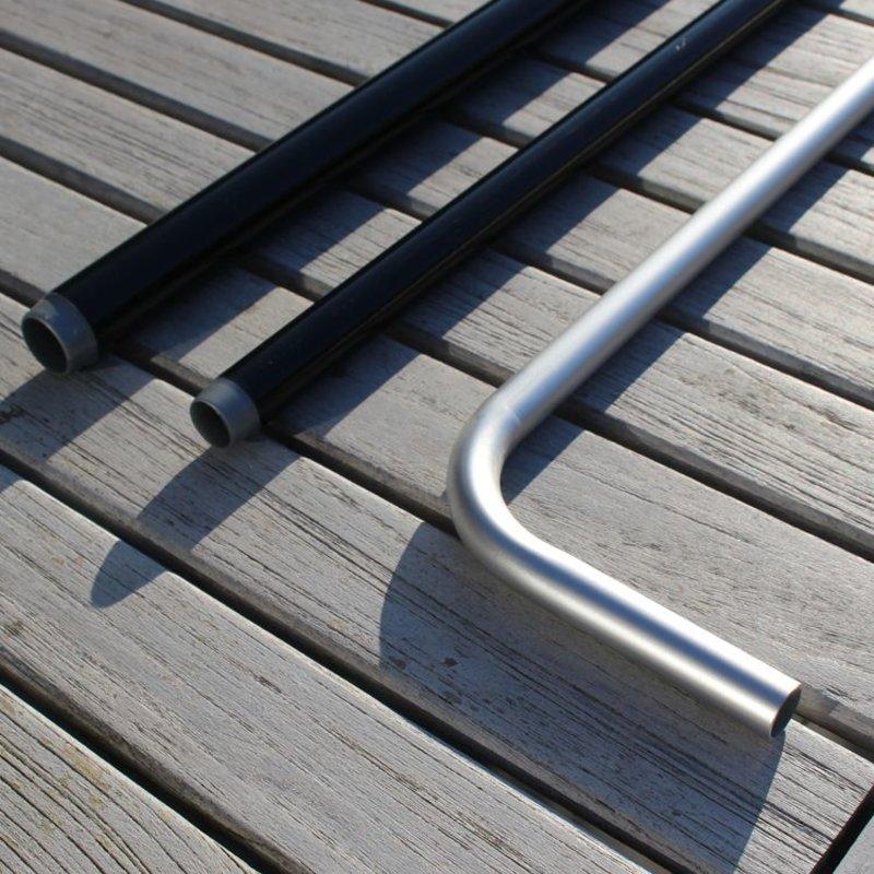 Mast für Beachflag Block XS