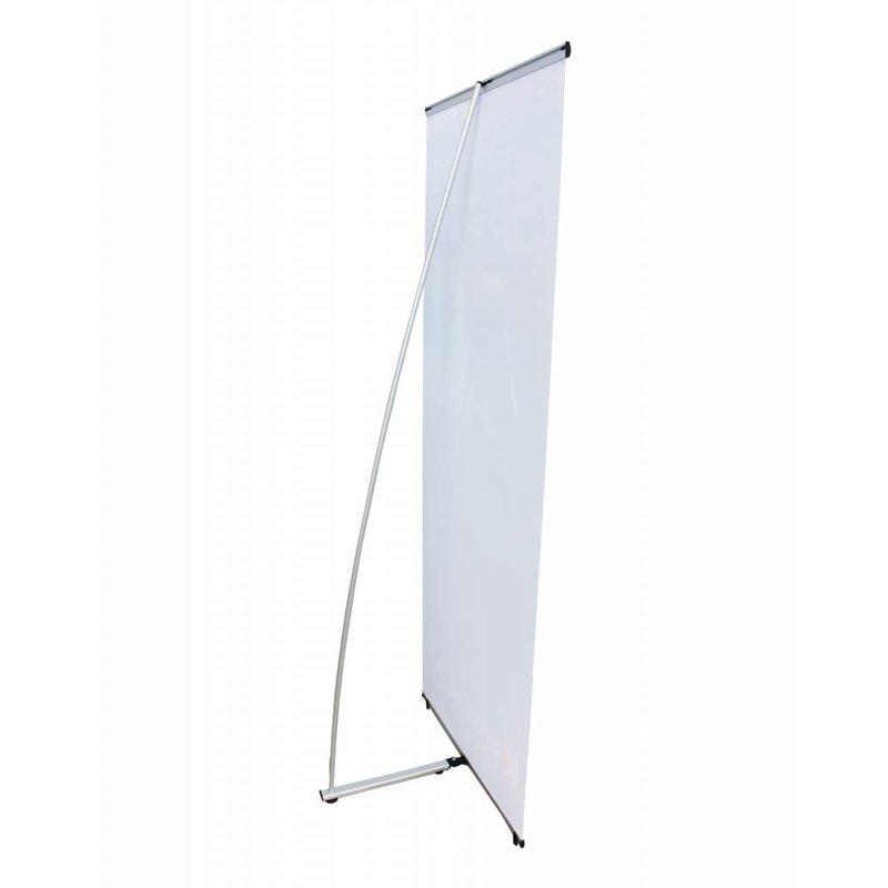 L-banner 80x200cm