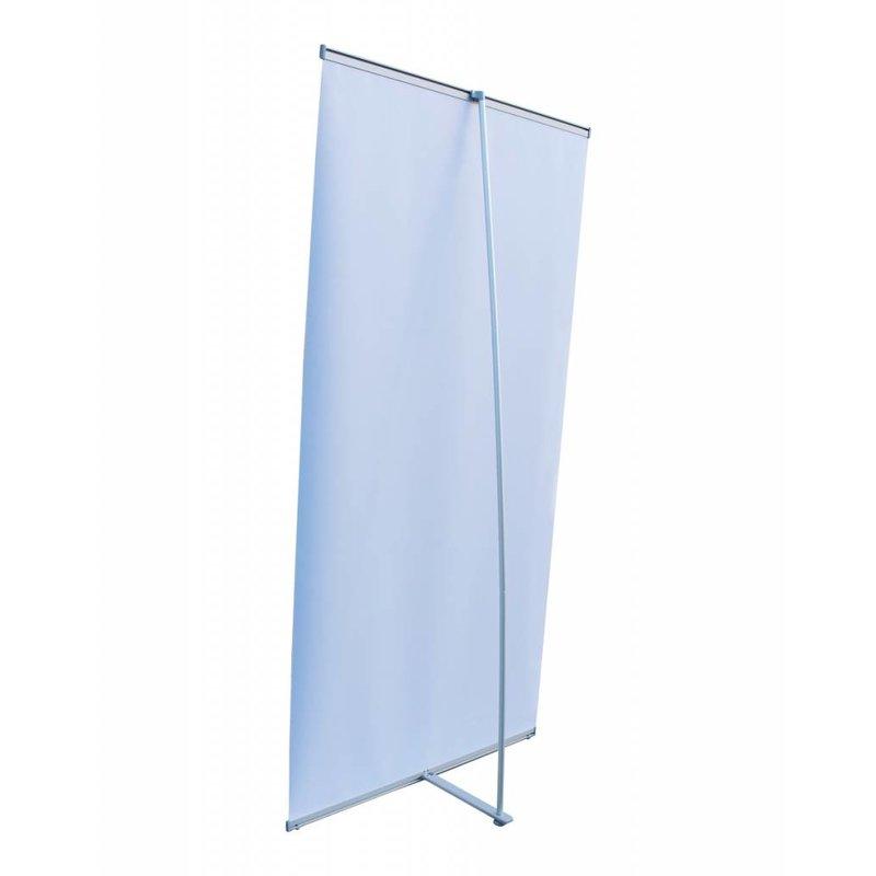 L-banner 100x200cm