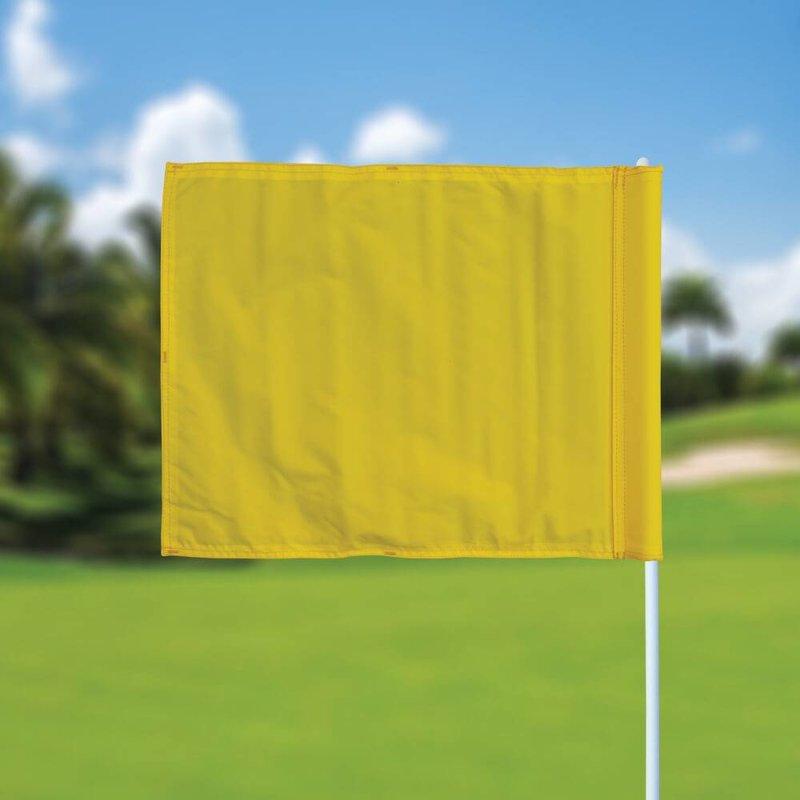 Golf flag, plain