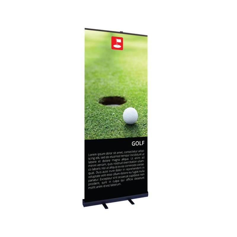 Roll-up Black 85