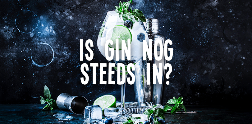 Is gin (nog steeds) in?