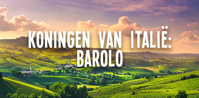 Koningen van Italië: Barolo