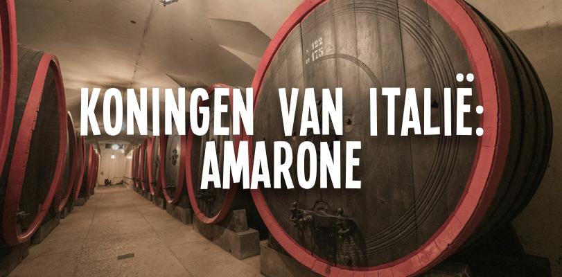 Koningen van Italië: Amarone