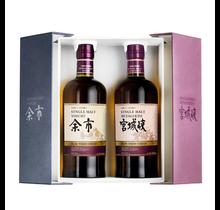 Yoichi & Miyagikyo Rum Finish 46%