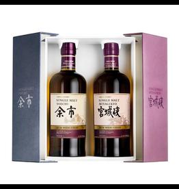 The Nikka Whisky Distilling Co. Yoichy & Miyagikyo Rum Finish 46%