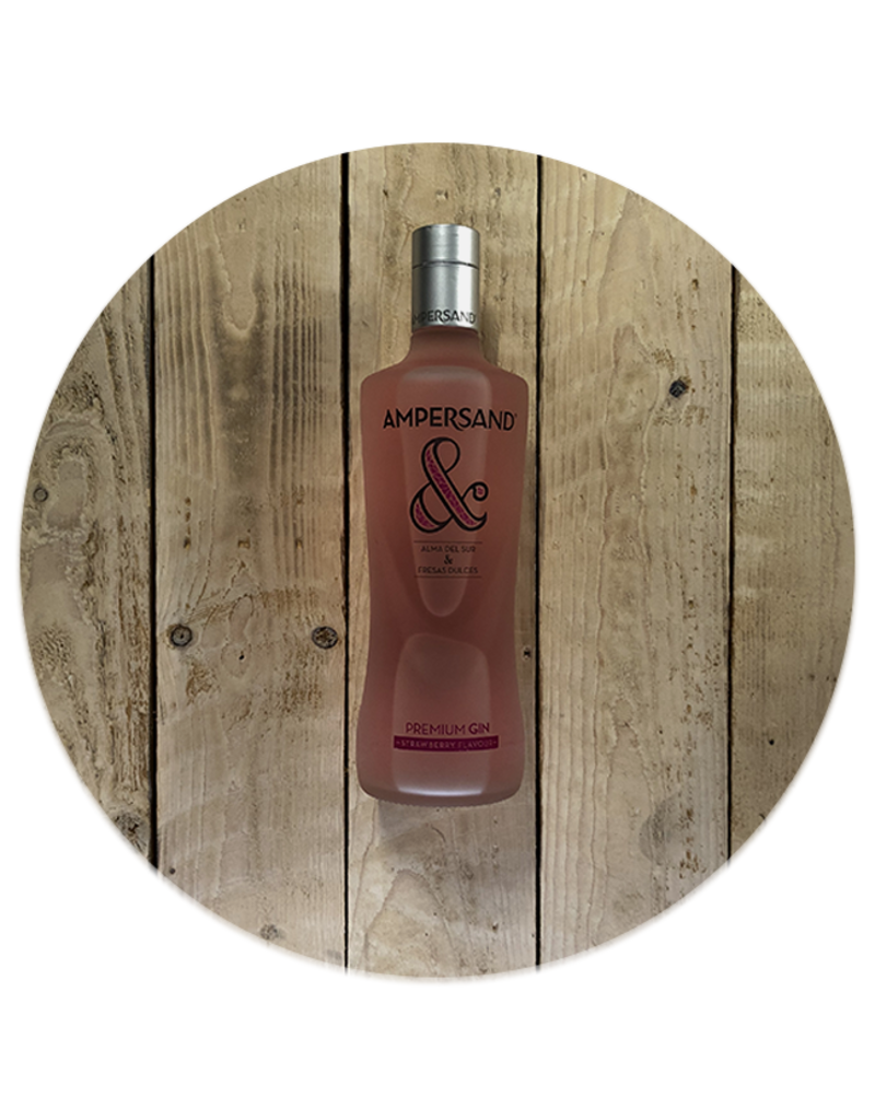 Ampersand Premium Strawberry Gin 37,5°