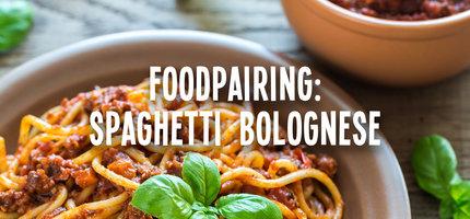Foodpairing: Spaghetti Bolognese