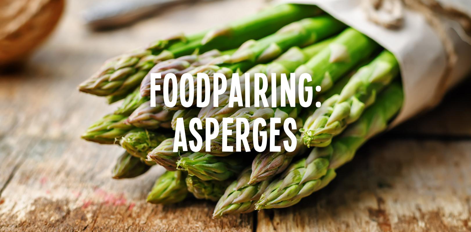Foodpairing: Asperges