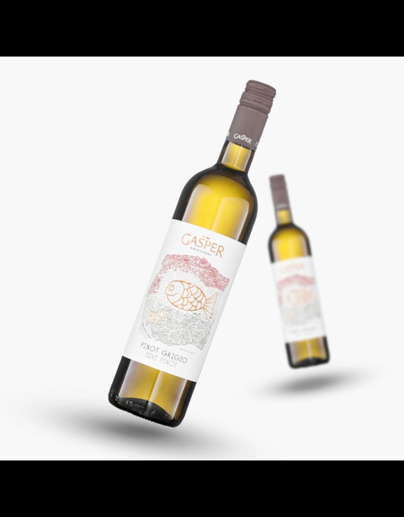 Gasper Pinot Grigio Goriška Brda
