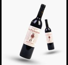 Vin épicurien La Canaille Rouge 2017