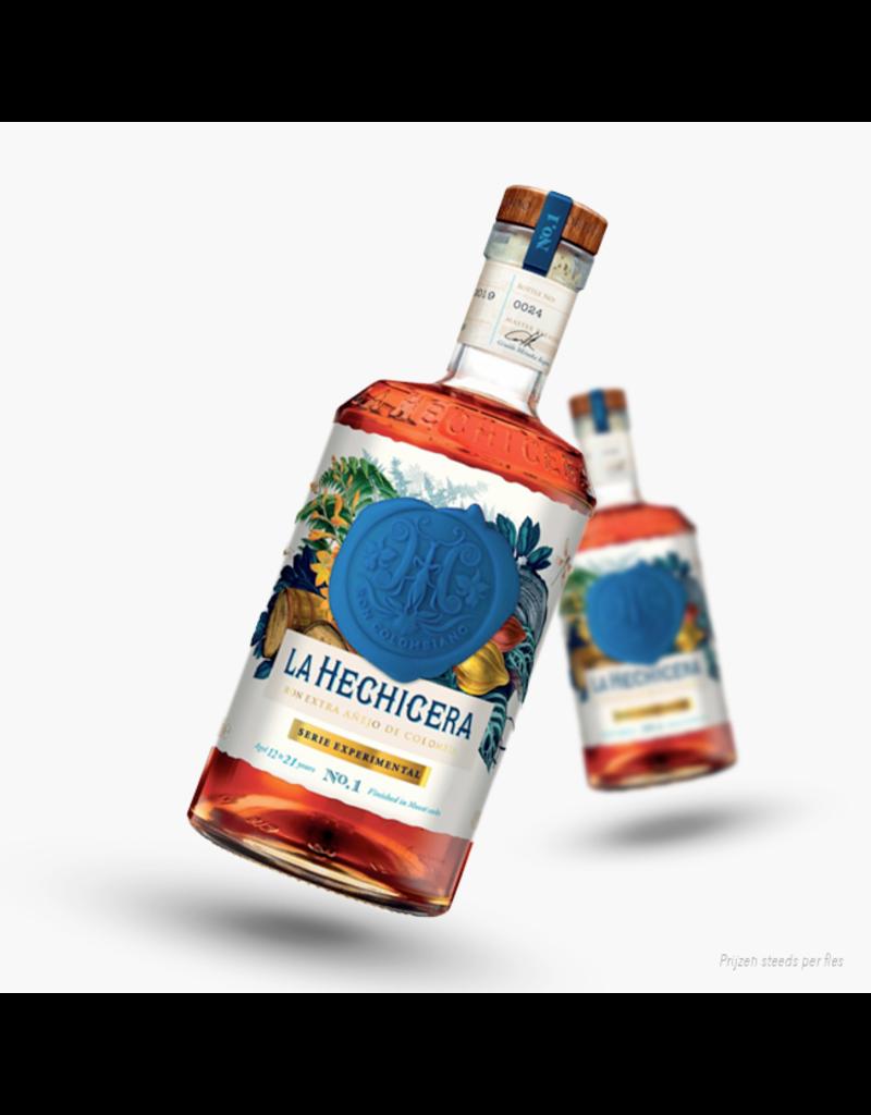 La Hechicera Rum Experimental Serie N°1