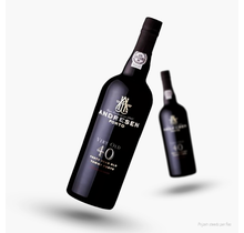 Andresen Red Port 40 years