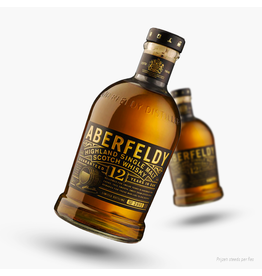 Aberfeldy 12Y Gold Bar 70cl