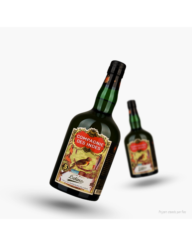 Compagnie Des Indes Latino Rum