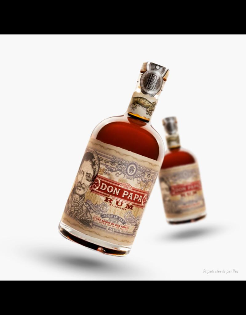 Don Papa Rum met etui 40°