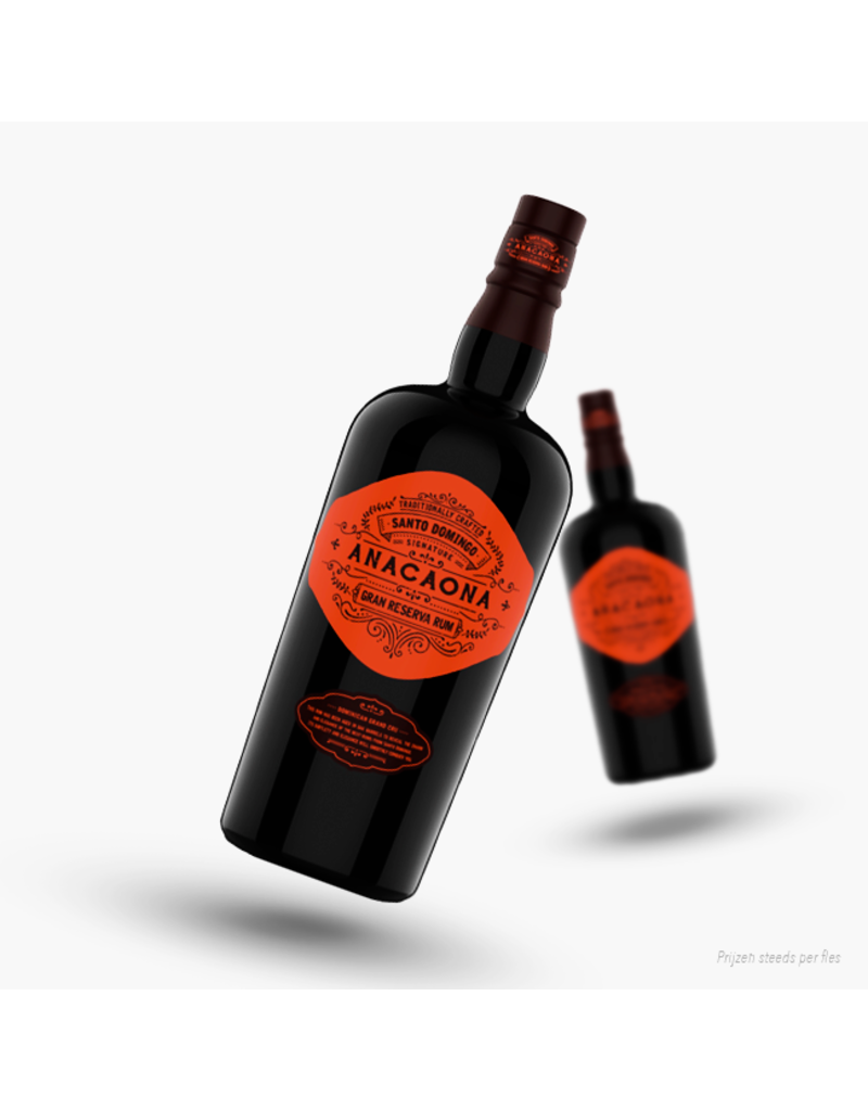 Anacaona Gran Reserva Rum