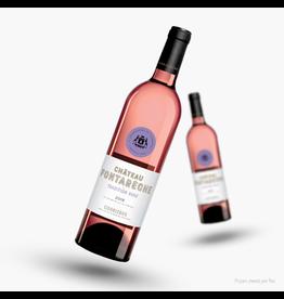 Fontareche Corbières Tradition Rose 2019