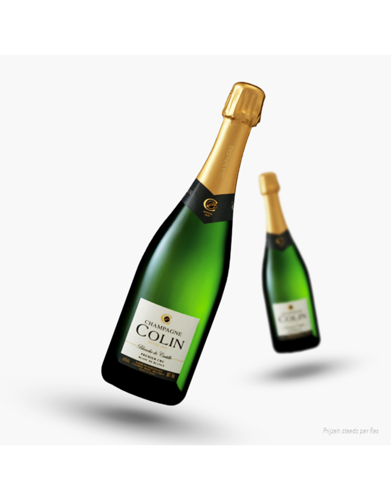 Champagne Colin Blanche de Castille