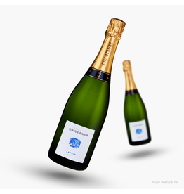 Champagne Claude Baron Cuvee Saphir Brut