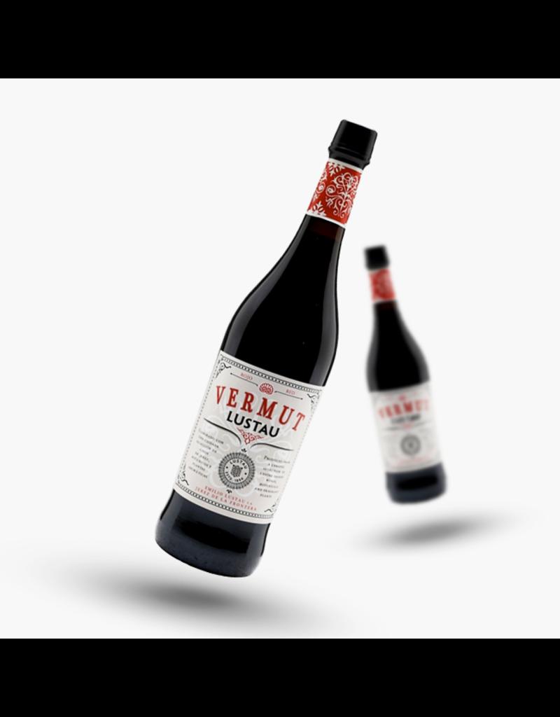 Vermouth Lustau Red