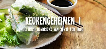 Keukengeheimen 1: Jelbrich Hendrickx van Sense For Food