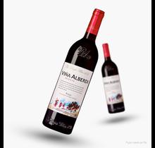 La Rioja Alta Viña Alberdi Reserva 2015