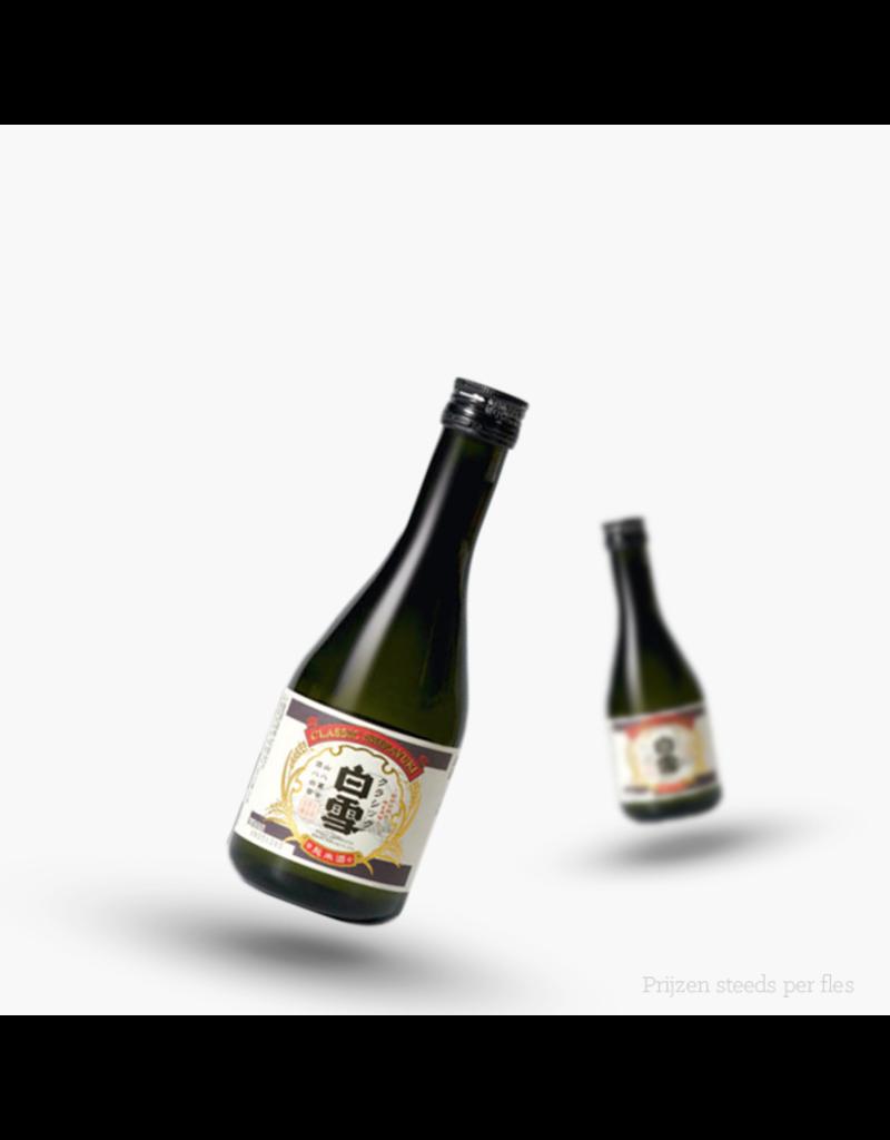 小西酒造 KONISHI BREWING COMPANY LTD. Sake Shirayuki Classic