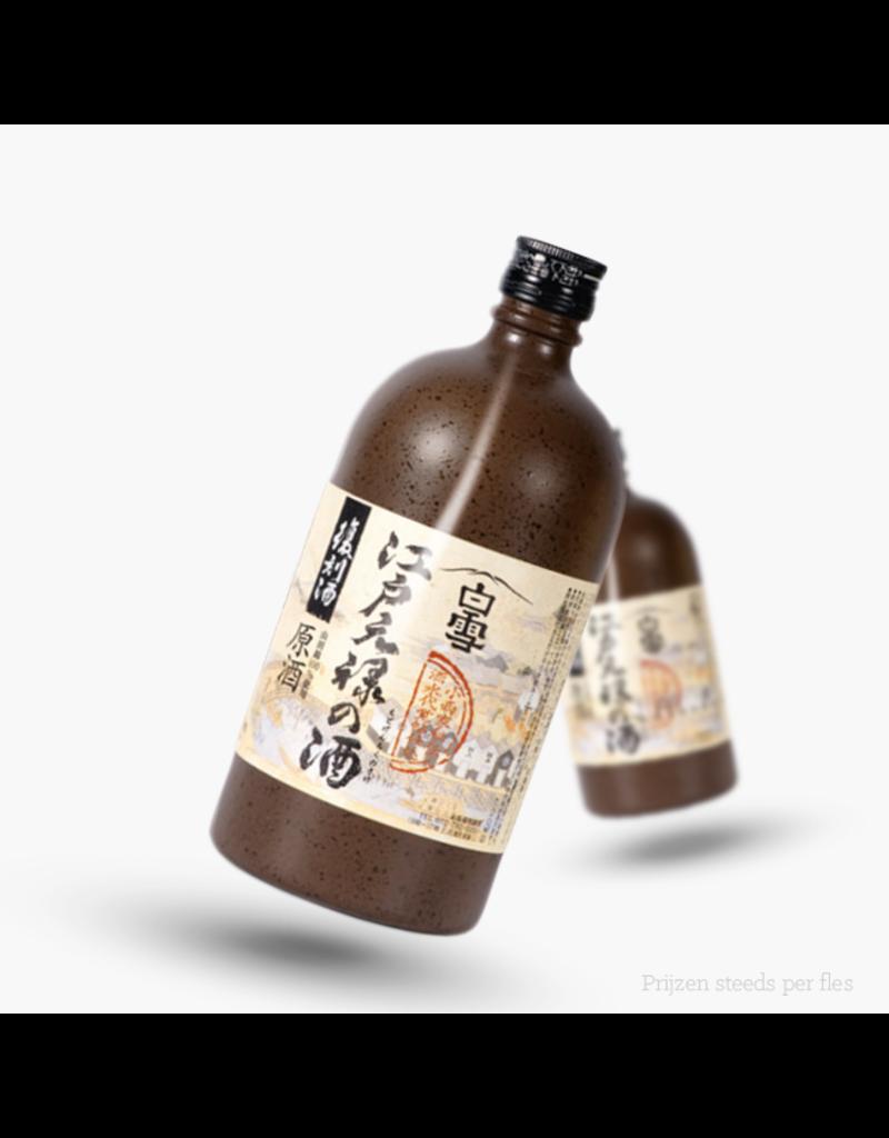 小西酒造 KONISHI BREWING COMPANY LTD. Sake Edo Genroku Vintage