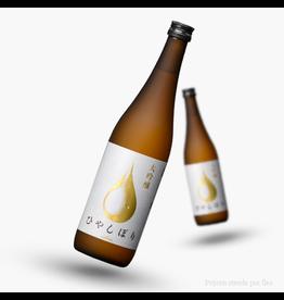 小西酒造 KONISHI BREWING COMPANY LTD. Sake Daiginjo Hiyashibori Gold