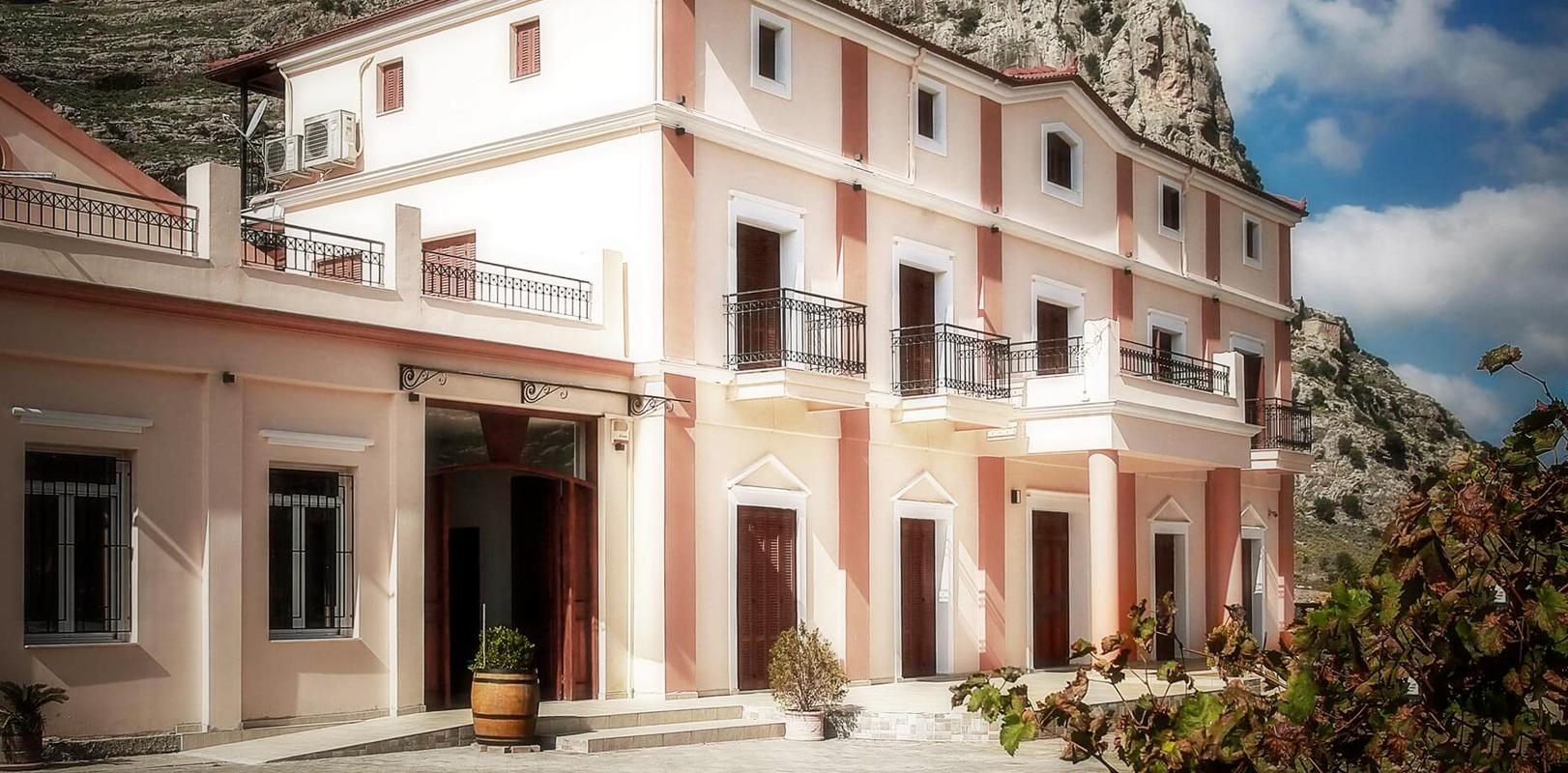 Lantides Mansion